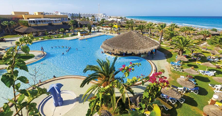 Hotel Caribbean World Mahdia (fotografie 1)