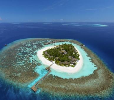 Hotelový resort Kandolhu Island