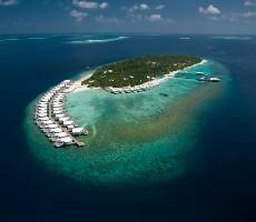 Hotelový resort Amilla Fushi