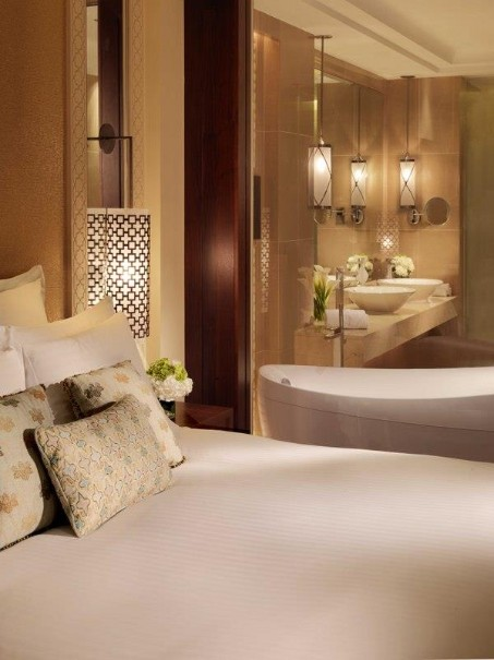Hotel The Ritz Carlton Dubai (fotografie 50)