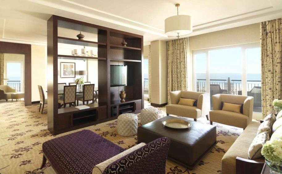 Hotel The Ritz Carlton Dubai (fotografie 22)