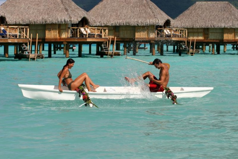 Bora Bora Pearl Beach Resort and Spa (fotografie 36)