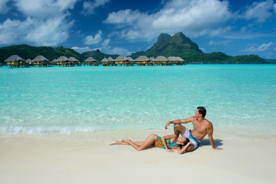 Bora Bora Pearl Beach Resort and Spa (fotografie 41)