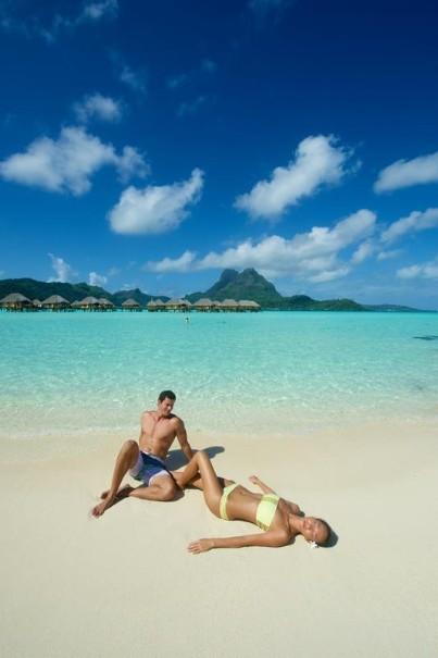 Bora Bora Pearl Beach Resort and Spa (fotografie 48)