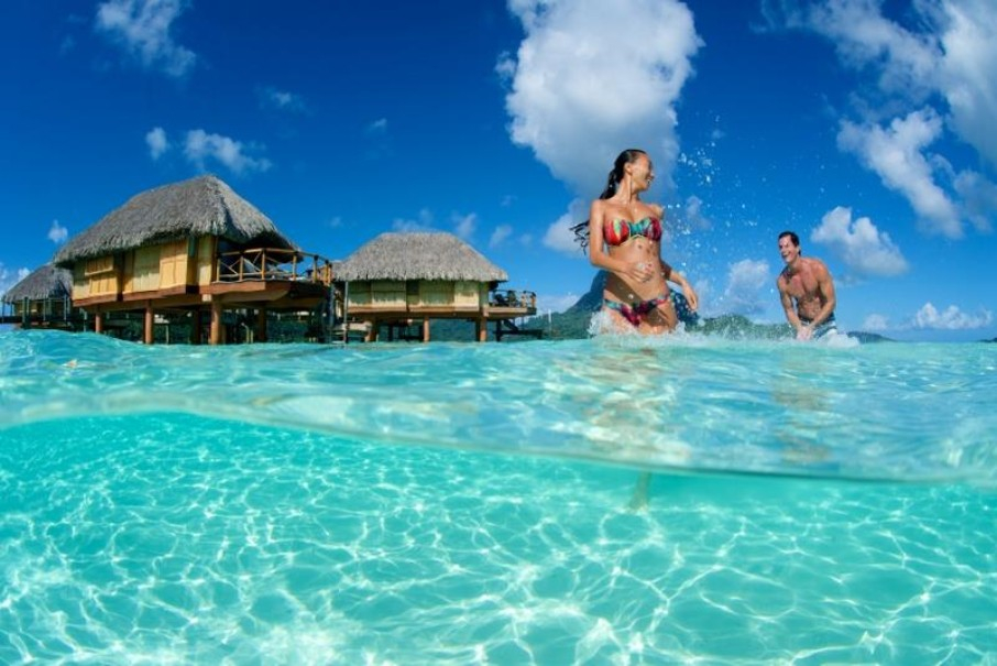 Bora Bora Pearl Beach Resort and Spa (fotografie 60)