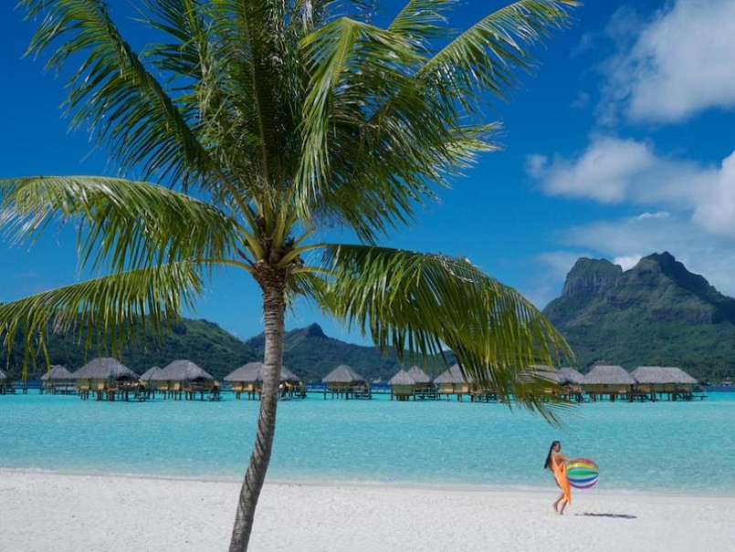 Bora Bora Pearl Beach Resort and Spa (fotografie 57)
