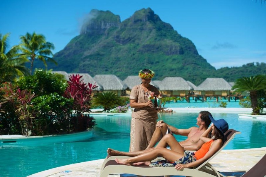 Bora Bora Pearl Beach Resort and Spa (fotografie 64)