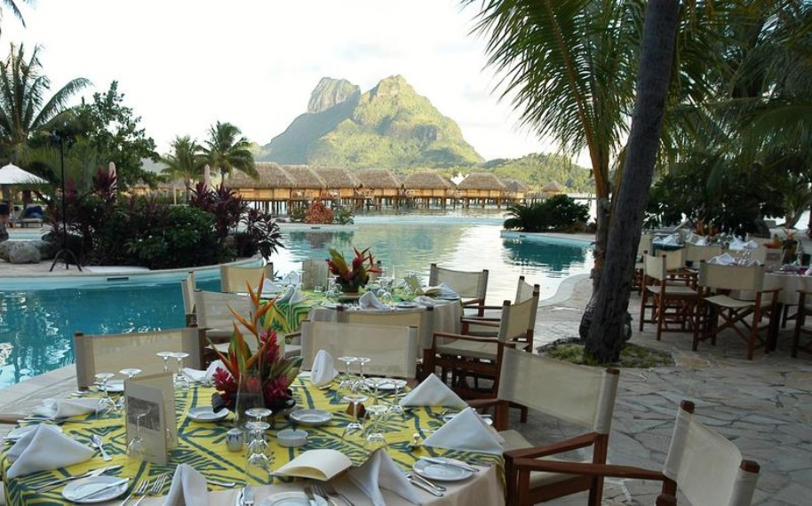 Bora Bora Pearl Beach Resort and Spa (fotografie 81)