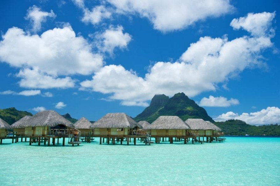 Bora Bora Pearl Beach Resort and Spa (fotografie 68)