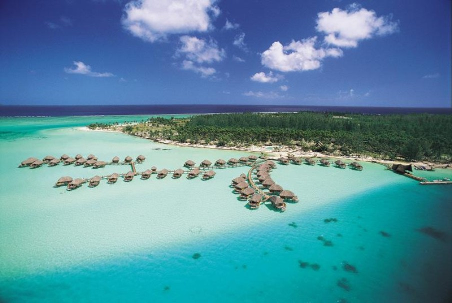 Bora Bora Pearl Beach Resort and Spa (fotografie 1)
