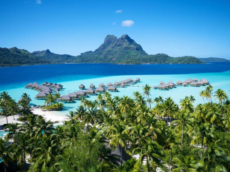 Bora Bora Pearl Beach Resort and Spa (fotografie 24)