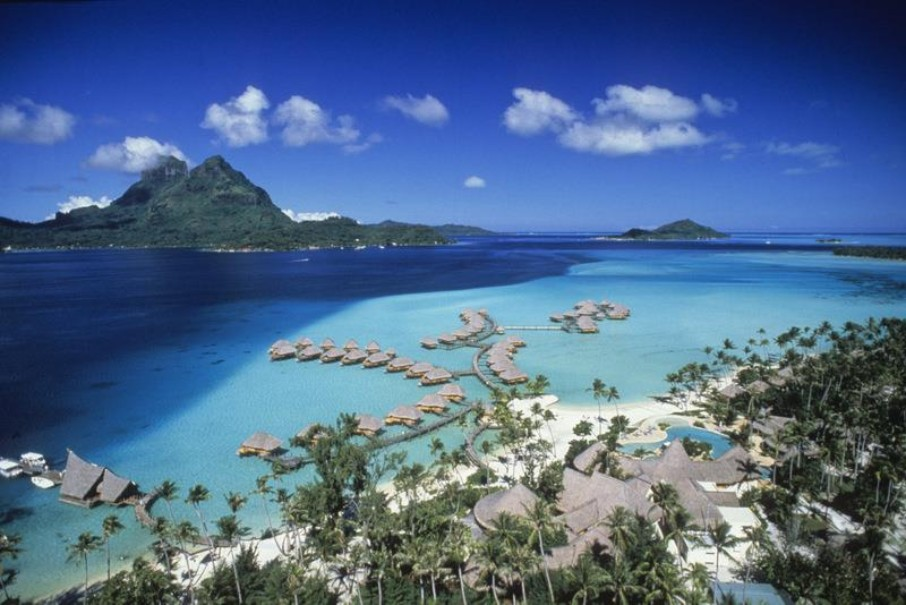 Bora Bora Pearl Beach Resort and Spa (fotografie 34)