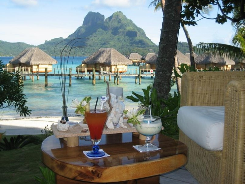 Bora Bora Pearl Beach Resort and Spa (fotografie 75)