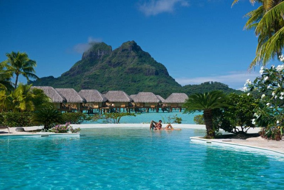Bora Bora Pearl Beach Resort and Spa (fotografie 18)