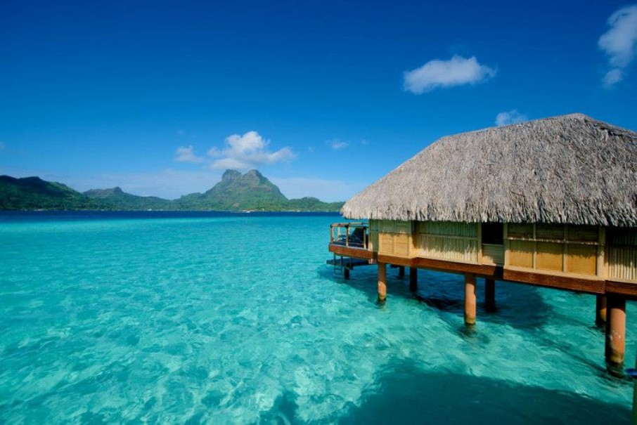 Bora Bora Pearl Beach Resort and Spa (fotografie 10)