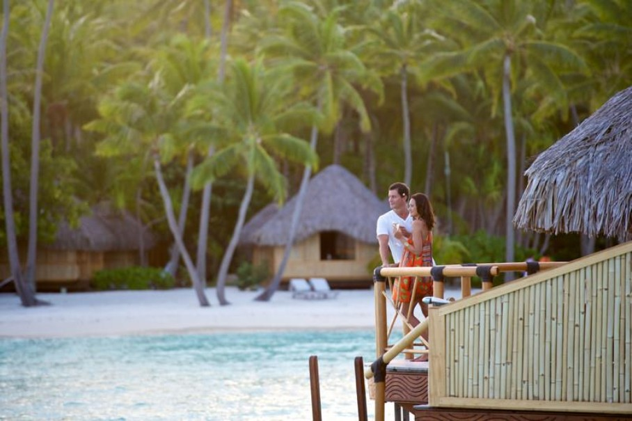 Bora Bora Pearl Beach Resort and Spa (fotografie 11)