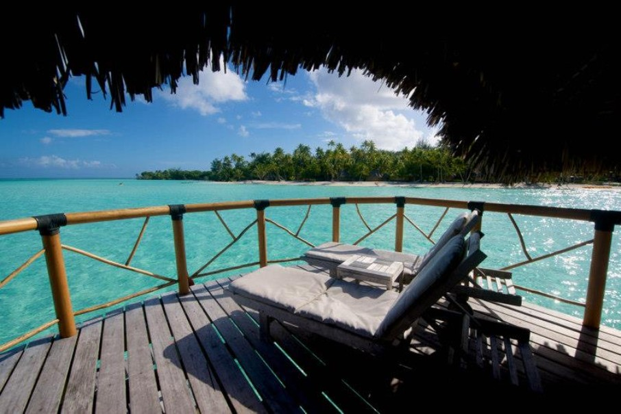Bora Bora Pearl Beach Resort and Spa (fotografie 12)