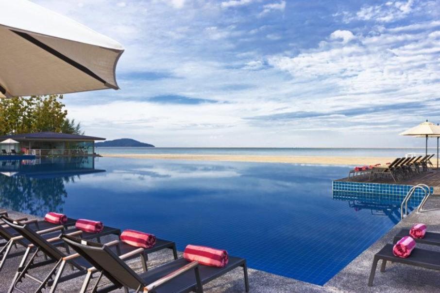 Hotel Century Langkasuka Resort (fotografie 3)