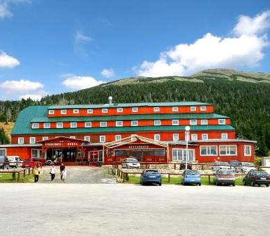 Hotel Špindlerova Bouda (hlavní fotografie)