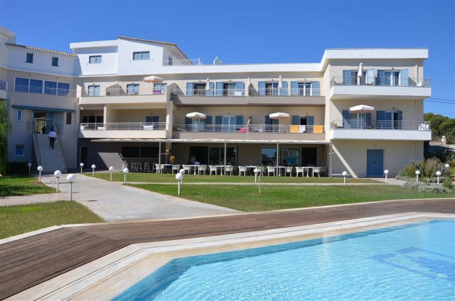 Hotel Paradise Resort (fotografie 1)