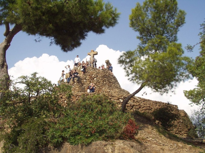 Barcelona – Gaudího Sagrada Familia, Parc Guell, La Pedrera – Casa Milá, památky Unesco (fotografie 8)