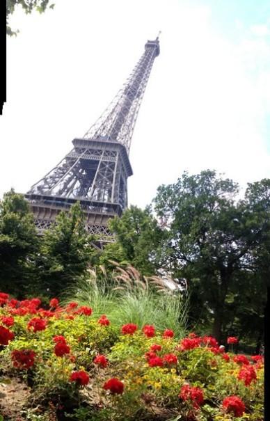 Romantická Paříž a Versailles (fotografie 9)