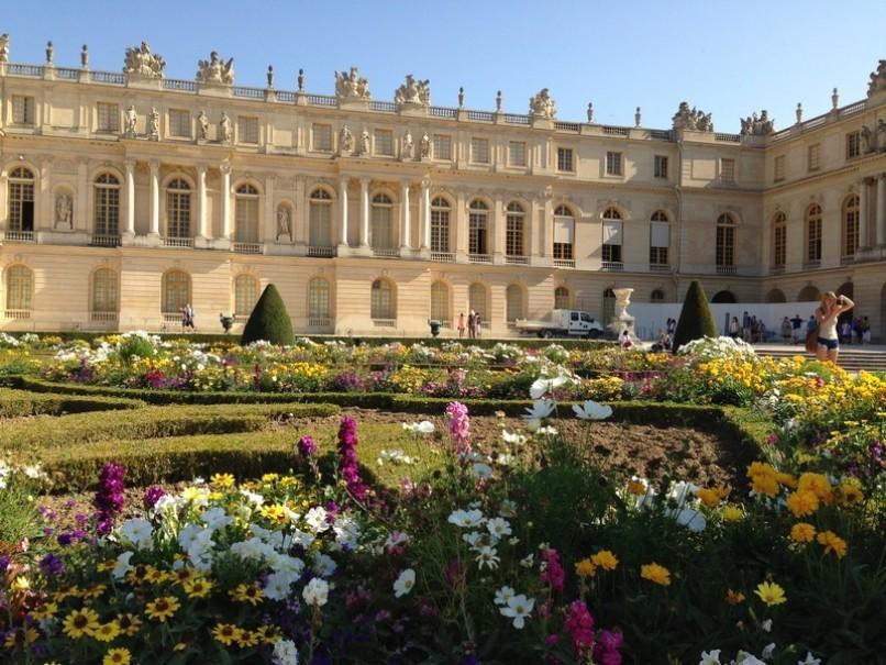 Paříž a Versailles od A do Z – hotely Campanille a Premiere (fotografie 55)