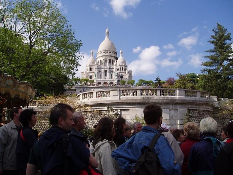 Paříž a Versailles od A do Z – hotely Campanille a Premiere (fotografie 71)