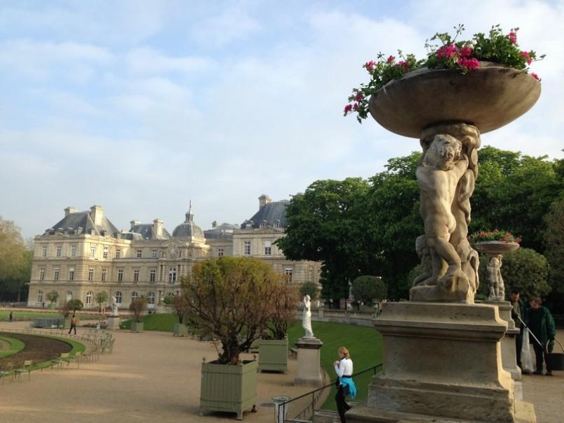 Romantická Paříž a Versailles (fotografie 10)