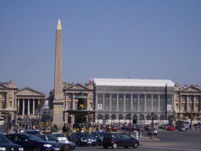 Paříž a Versailles od A do Z – hotely Campanille a Premiere (fotografie 67)