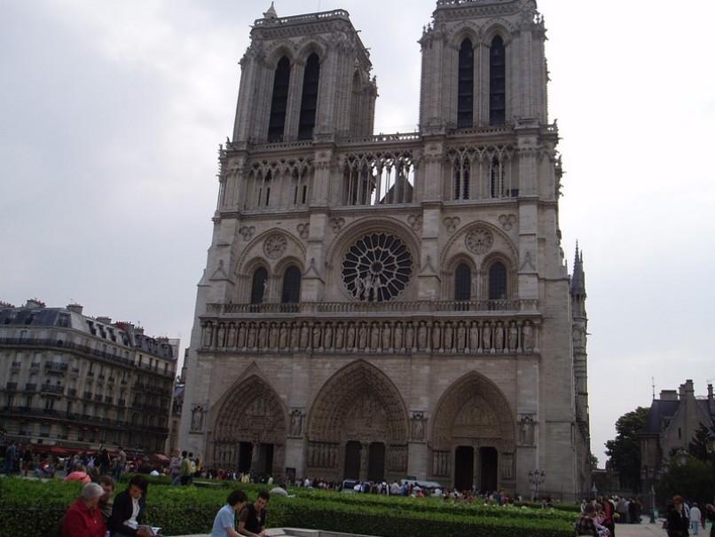 Paříž a Versailles od A do Z – hotely Campanille a Premiere (fotografie 68)