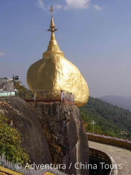 Myanmar – Velká cesta (fotografie 11)