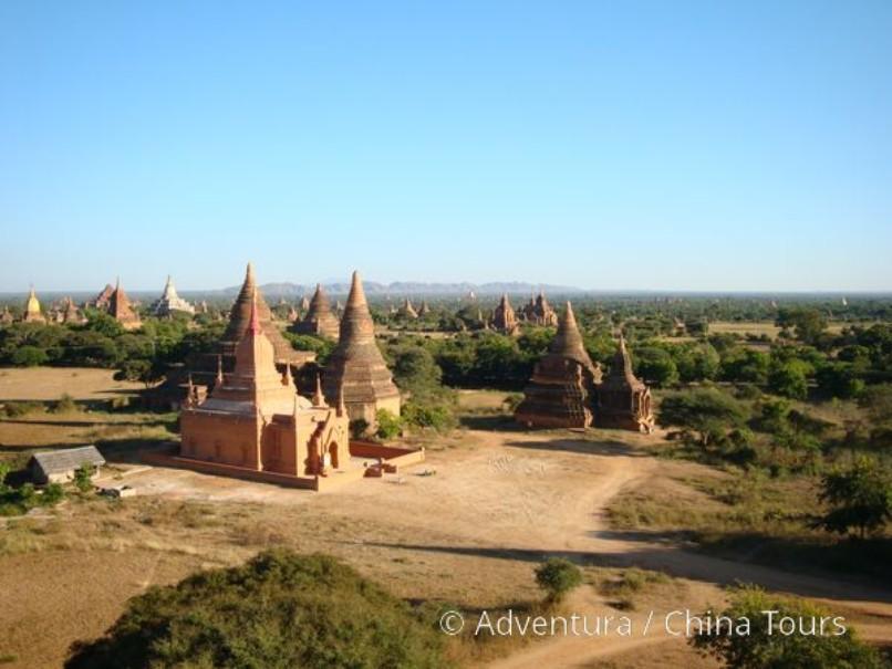 Myanmar – Velká cesta (fotografie 13)