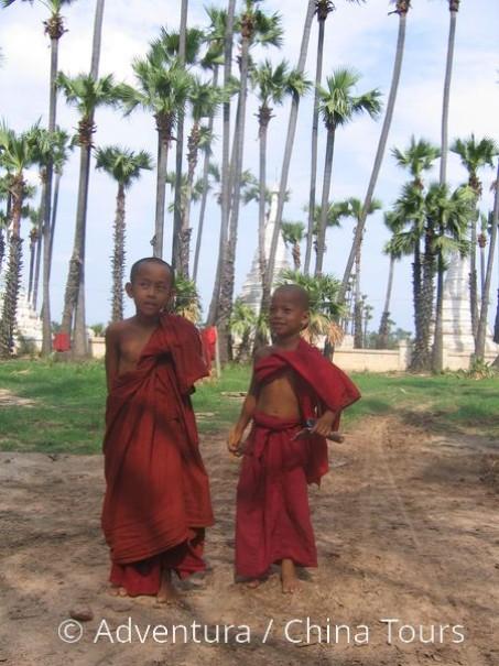 Myanmar – Velká cesta (fotografie 8)