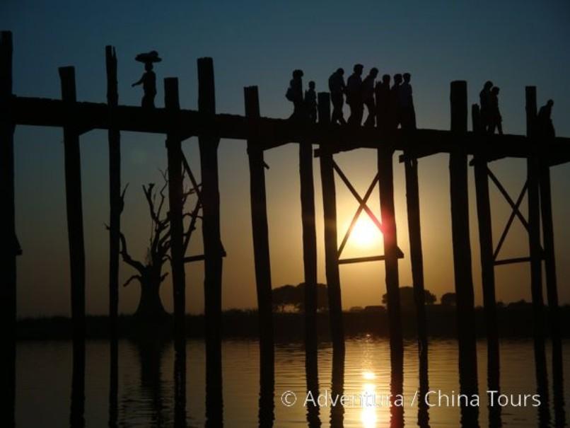 Myanmar – Velká cesta (fotografie 4)