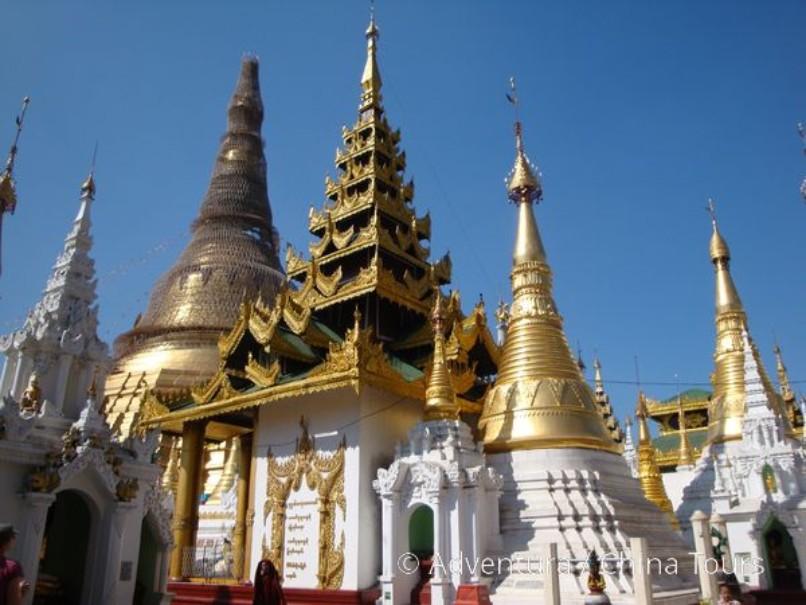 Myanmar – Velká cesta (fotografie 7)