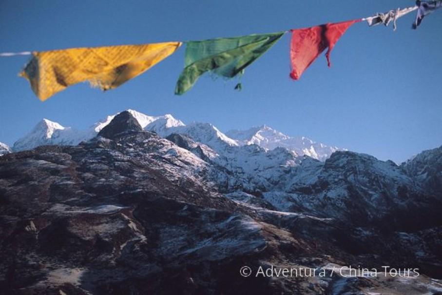 Nepál, Sikkim a Bhútán (fotografie 5)
