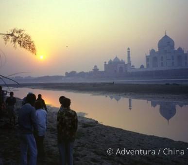 Čínou a Tibetem do Indie 2020