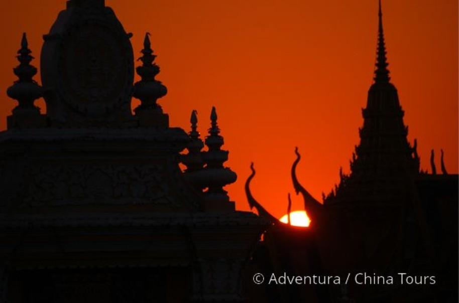 Vietnam a Kambodža (fotografie 8)