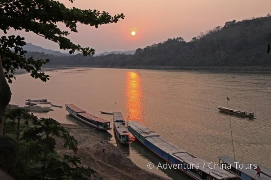 Thajsko, Laos, Kambodža 2020 (fotografie 1)