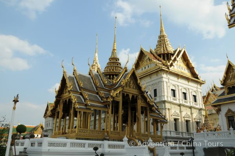 Thajsko, Laos, Kambodža 2020 (fotografie 3)