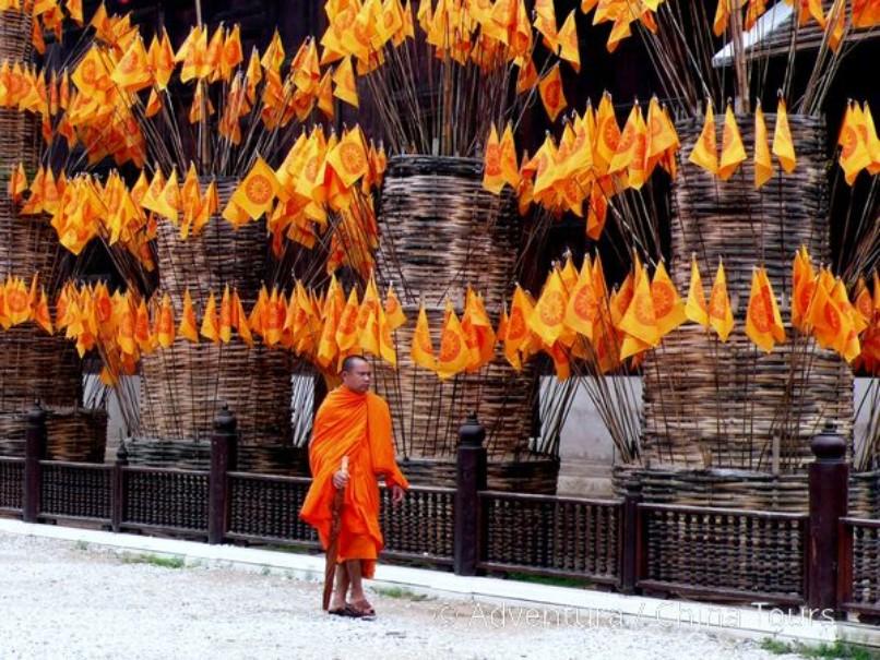 Thajsko, Laos, Kambodža 2020 (fotografie 8)