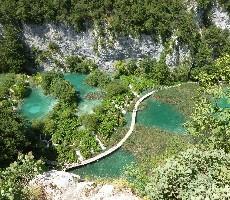 NP Chorvatska - pobytový zájezd s výlety