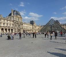 Velikonoce v Paříži a zámek Versailles