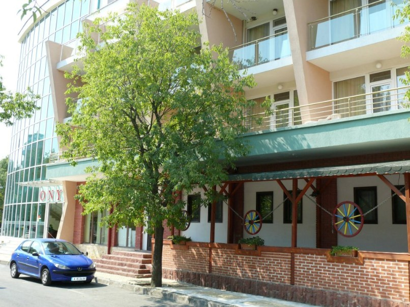 Hotel Onyx (fotografie 5)