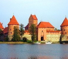 Poznávací zájezd do Litvy, Lotyšska a Estonska - čtyři evropská hlavní města, Kurská kosa a Hora kří