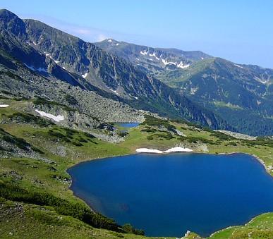 Turistika v nejvyšších pohořích Balkánu s výstupem na Musalu a Vich