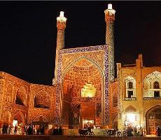 Památky starověké a středověké Persie i moderního Íránu