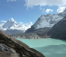 Oblíbený trek pod nejvyšší horou světa v Himálaji, výstup na Kala Pattar a Gokyo Ri