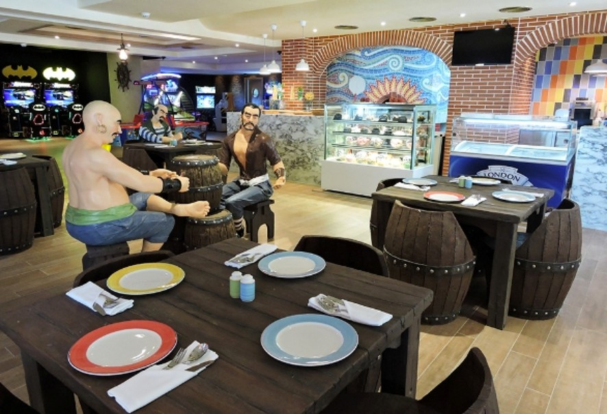 Hotel Marjan Island Resort & Spa (fotografie 5)